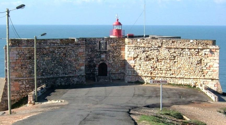 Forte de São Miguel Arcanjo - Nazaré