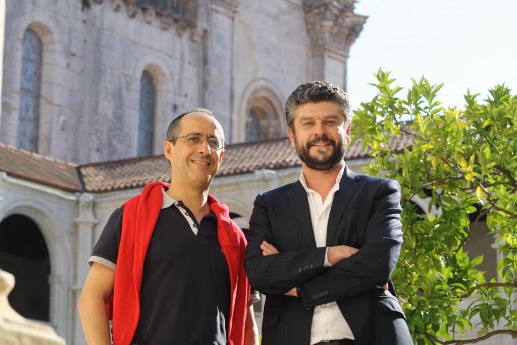 29b38e73fa Alexandre Delgado e Rui Morais. Os 25 anos da classificação do Mosteiro ...