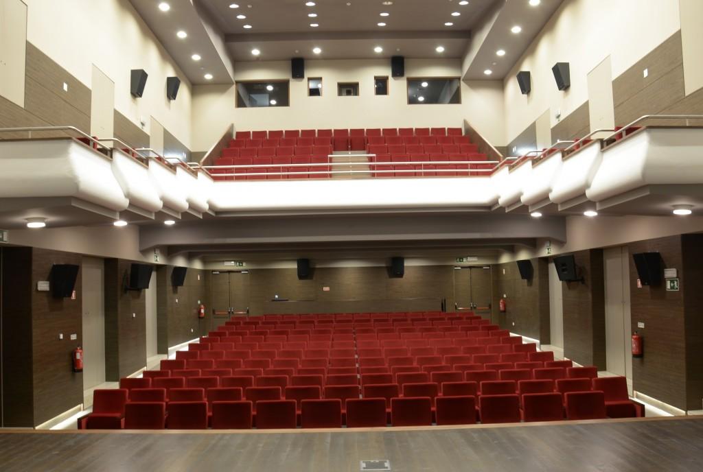 Casa da Cultura – Teatro Stephens